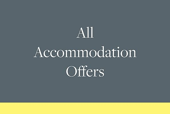 Image Notice: All Accommodation Offers