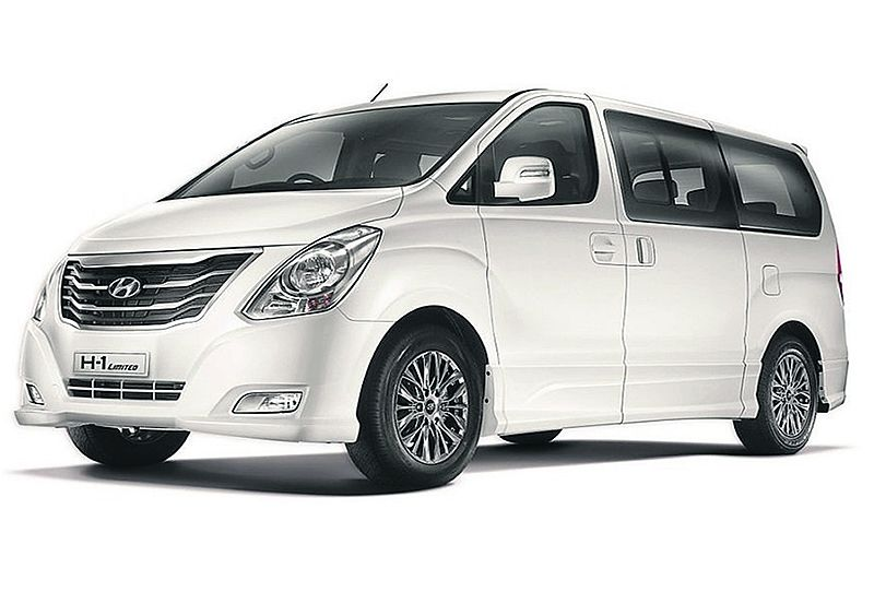 Hyundai H1 Luxury Vehicle
