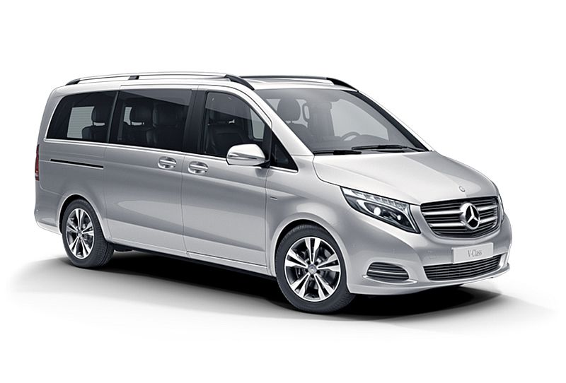 Mercedes V Class Luxury Vehicle
