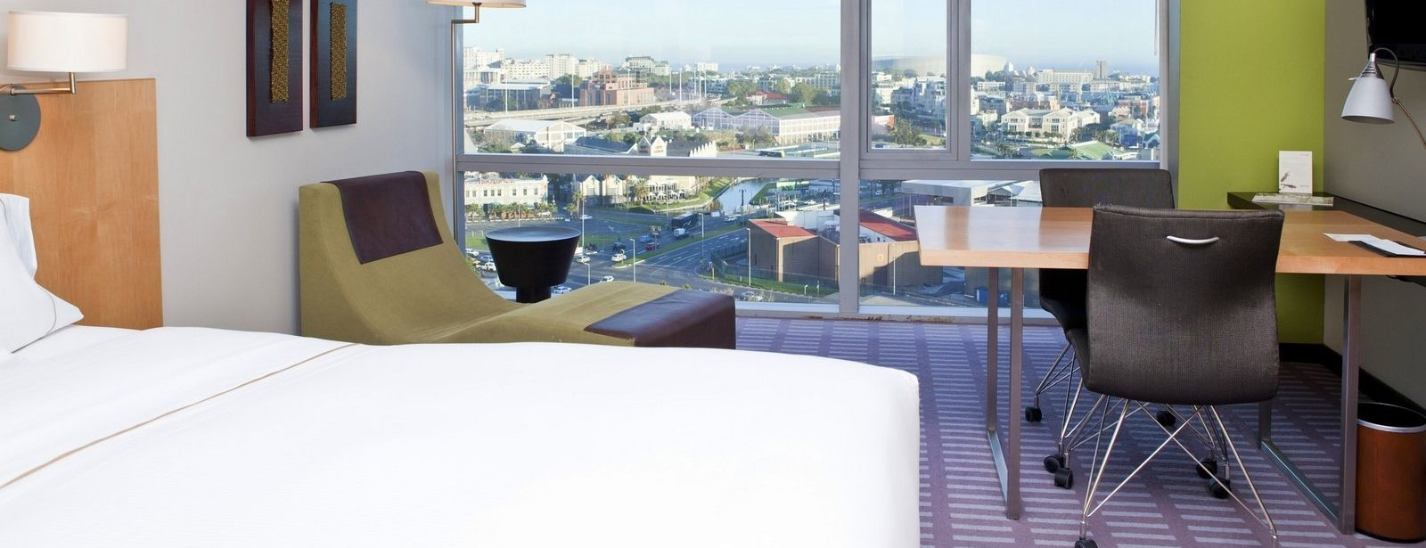 Westin Cape Town Deluxe Room with sea view