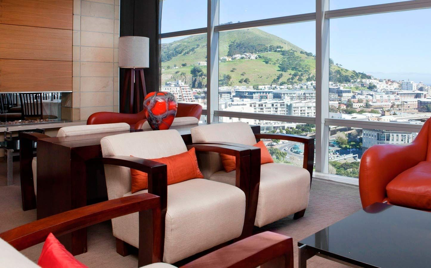 Westin Cape Town Executive Club Lounge In ON19 With Mountain View